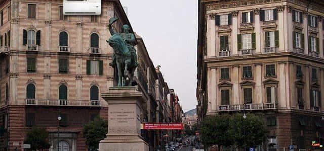 Assistenza condizionatori Genova Centro-Est