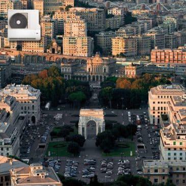 Assistenza condizionatori Genova Medio Levante | 334.2009929