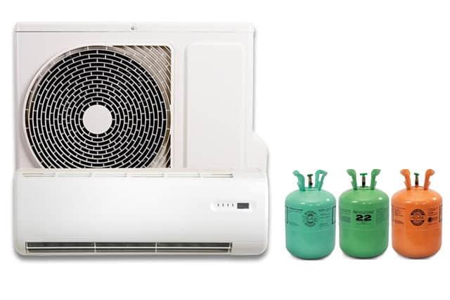 Ricarica gas condizionatori Schaub Lorenz Genova